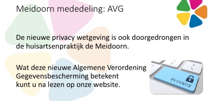 Privacy en AVG